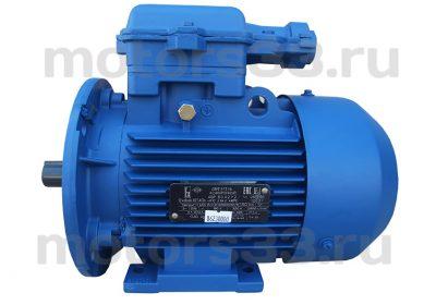 Электродвигатель 4ВР132М8 У2 5,5 кВт 750 об/мин