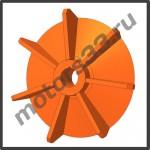 Вентилятор полипропиленовый