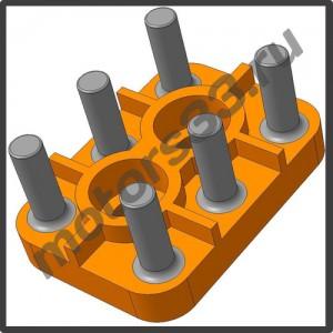 Клеммная колодка электродвигателя