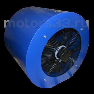 Независимая вентиляция электродвигателя