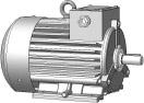 Электродвигатель ДМТКF 012-6 У1 2,2 кВт 880 об/мин с короткозамкнутым ротором