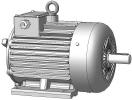 Электродвигатель ДМТКF111-6 У1 3,5 кВт 900 об/мин с короткозамкнутым ротором